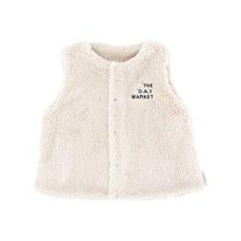 Baby 超軟棉刺繡背心