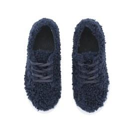 毛絨絨休閒鞋