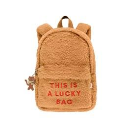 Lucky Bag 毛茸茸後背包