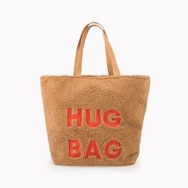 Hug Bag 毛茸茸大托特包