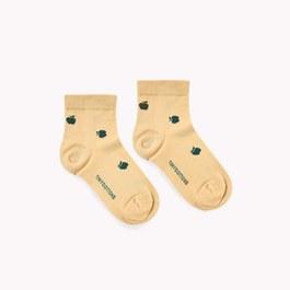 小蘋果短襪