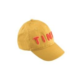 Tiny Logo 棒球帽_芥末黃