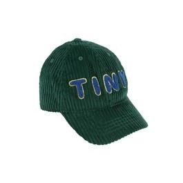 Tiny 燈芯絨棒球帽_綠