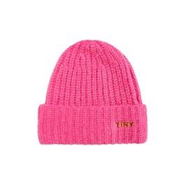 Tiny 舒服毛帽_霓虹粉