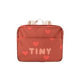 愛心後背小包包