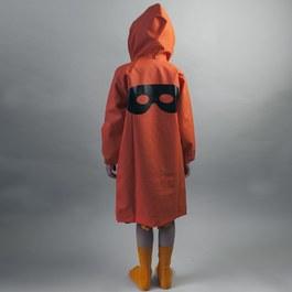 英雄面罩雨衣外套