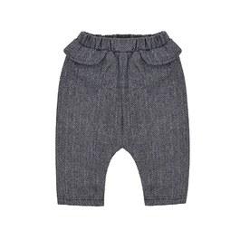 Baby 混羊毛長褲