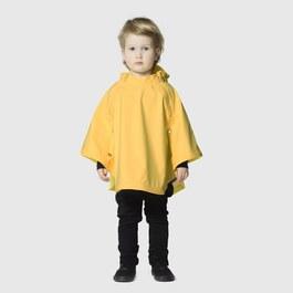 Crouching Tiger 黃色雨衣連帽斗篷