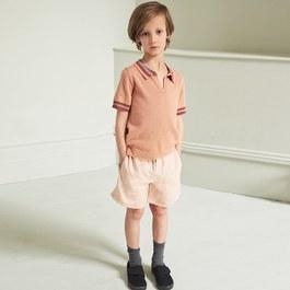 Covent Garden 棉質針織Polo衫