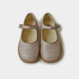 閃亮瑪莉珍皮鞋