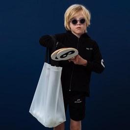 時尚透明購物袋