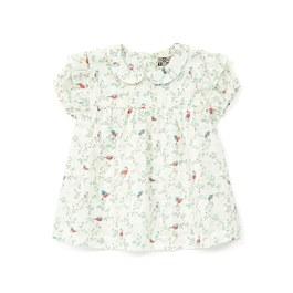 Baby Aime小鳥薄棉洋裝