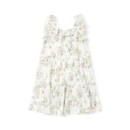 Anaele法式花朵洋裝(版型偏大)
