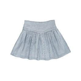 Ida 有機棉條紋圓裙