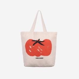 番茄小帆布托特包