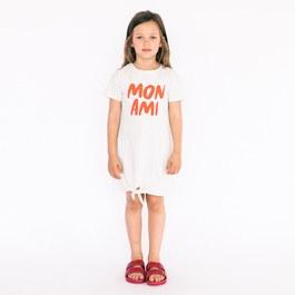 Mon Ami 薄棉長版上衣(洋裝)