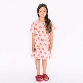 Mon Ami 罩衫式綁帶洋裝