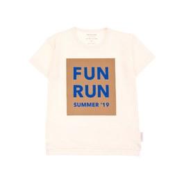 FUN RUN 短袖上衣(版型偏大)