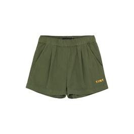 Tiny 平織小短褲(版型偏大)