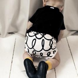 Baby 海浪圈小褲褲