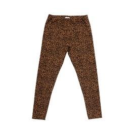 豹紋有機棉 Legging (版型偏大)