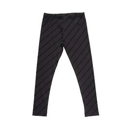 線條羅紋有機棉 Legging (版型偏大)