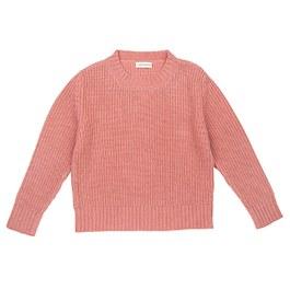 Cleo 粉色羊毛套頭衫(版型偏小)