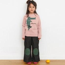 鱷魚瑜珈薄款有機棉衛衣