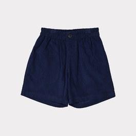 Alastor 皇家藍薄款燈芯絨短褲