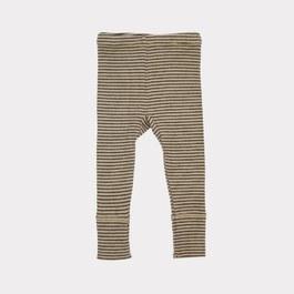 Baby Aye 羅紋針織legging (版型偏小)
