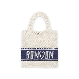 Bonton 編織手提袋