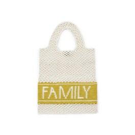 Family 編織手提袋
