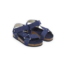 Sanaja 藍色休閒涼鞋