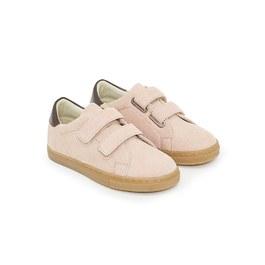 蠟粉燈芯絨運動鞋