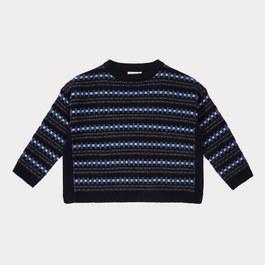 Chinchilla 羊毛套頭衫