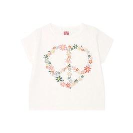Peace 軟棉上衣(偏寬版)
