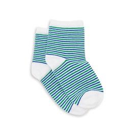 條紋小短襪