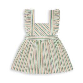 Baby Nantes 條紋背心洋裝