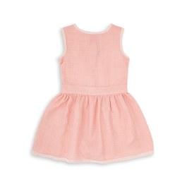 Nichoir 粉色無袖洋裝