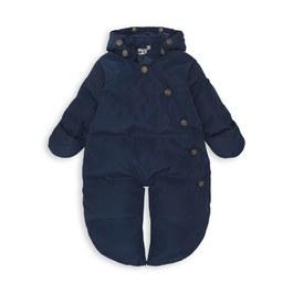 Baby 防寒鋪棉連身外套