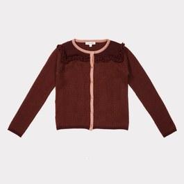 Hummingbird 羊毛針織外套