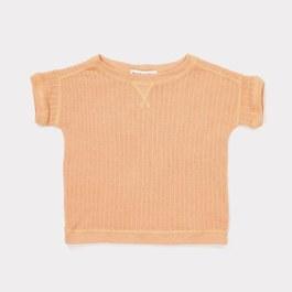 Baby Kezar 針織鏤空上衣