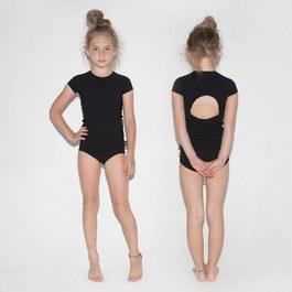 Shirtini 女孩兩件式泳裝