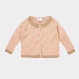 Baby 羊駝毛薄針織外套(版型偏小)