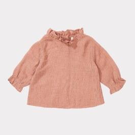 Baby Ladybird 千鳥紋絲棉上衣