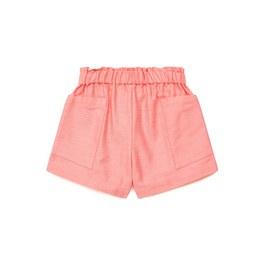 糖果粉薄款短褲