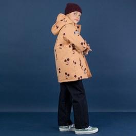 Cherries Snow Jacket 櫻桃滑雪外套 (版型偏大)