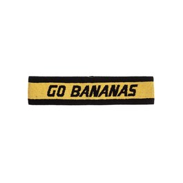 Go Bananas 運動髮帶